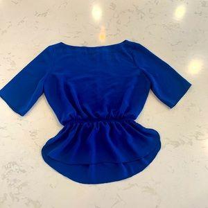 Wilfred dress shirt size xxs